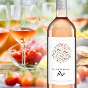 PALAIS DE FRANCE ROSÉ – NEW PRODUCT IN THE PALAIS DE FRANCE WINE RANGE